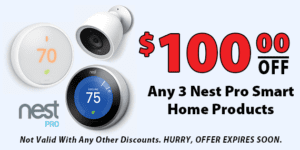 100 Off 3 Nest Products