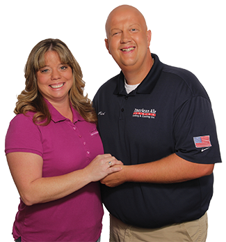 HVAC company owners in Rock Hill